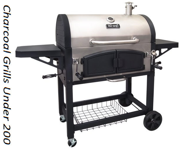 Charcoal Grills Under 200