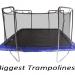 Biggest Trampolines