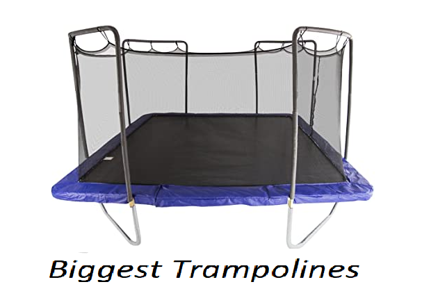Biggest Trampolines