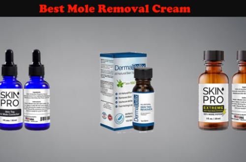 Best Mole Removal Cream