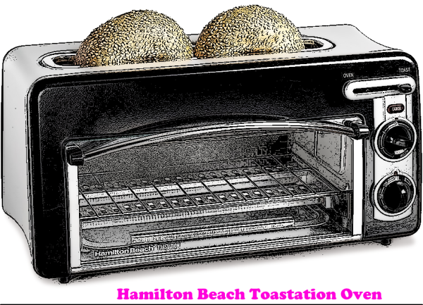 Hamilton Beach Toastation Oven